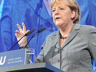 Đây là lần thứ 5 bà Merkel đứng đầu danh sách 100 phụ nữ quyền lực nhất thế giới - Ảnh: AFP