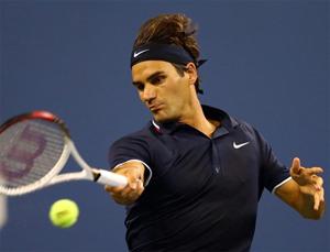 Federer được coi là ứng viên số 1 cho chức vô địch đơn nam.