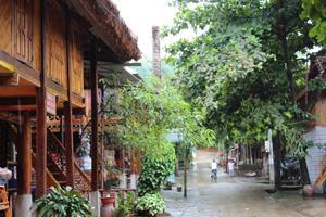 Xóm Lác – xã Chiềng Châu là một trong những điển hình trong xây dựng làng văn hóa gắn với phát triển kinh tế du lịch.
