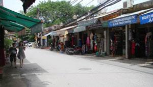 Làng nghề dệt lụa truyền thống đã được quy hoạch quy củ