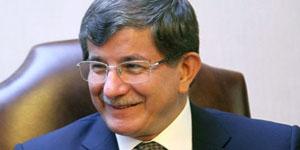 Ngoại trưởng Admet Davutoglu. (Ảnh: AFP).