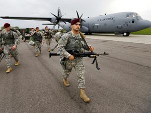 NATO tăng cường tập trận tại vùng Ban-tích.