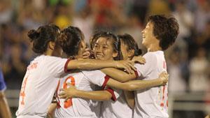 Đội tuyển nữ Việt Nam đã vào chung kết giải Đông Nam Á