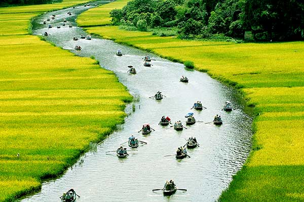 S-Vietnam: New specialties in Mai Chau