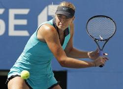 Sharapova thể hiện quyết tâm cao nhất tại Flushing Meadows