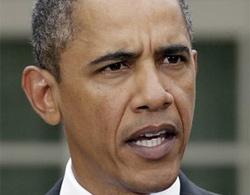 Tổng thống Mỹ Barack Obama. Ảnh: AP.