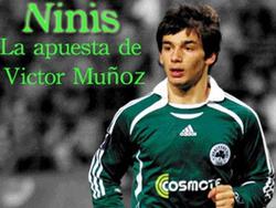 Tiền vệ Sotiris Ninis đã là người của Manchester United