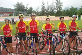 Tại giải xe đạp toàn quốc năm 2010, VĐV Hòa Bình đạt 1 huy chương vàng và 2 huy chương đồng.