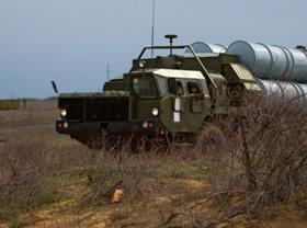Các tên lửa S-300 mà Nga từng có kế hoạch chuyển cho Iran.