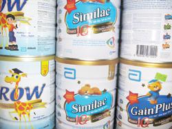 Dòng sản phẩm Similac dành cho trẻ sơ sinh của Abbott Việt Nam.