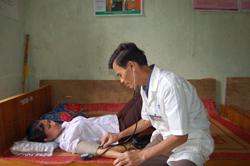 Nhiều trạm y tế xã trong toàn tỉnh vẫn chưa có bác sĩ.