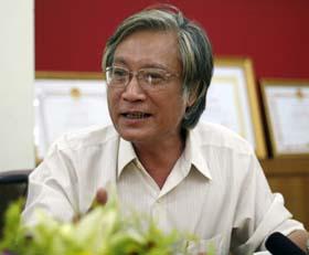 Ông Nguyễn Vũ Tuấn Anh - Người tuyên bố
