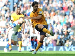 Arteta gia nhập Arsenal với giá 10 triệu bảng