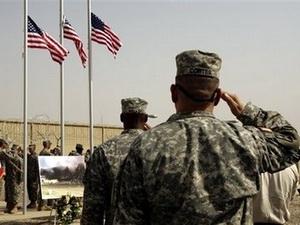 Một căn cứ quân sự của Mỹ. (Ảnh: Internet)