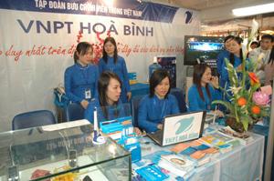 VTHB luôn quan tâm  mở rộng mạng lưới  bán hàng và chăm sóc khách hàng trên  địa bàn tỉnh Hòa Bình.