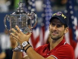Djokovic đăng quang xứng đáng. (Nguồn: Getty Images)