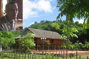 Theo ông Bùi Quốc Chủm, nhà sàn của dự án đã bị mất đi tính chất nguyên bản của nhà sàn đặt trong không gian văn hóa là làng Mường cổ.