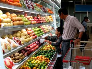 Nhiều loại trái cây có thể được dấm chín bằng chất thúc chín tố. Ảnh: PHÚC HẬU (ảnh chỉ mang tính minh họa)