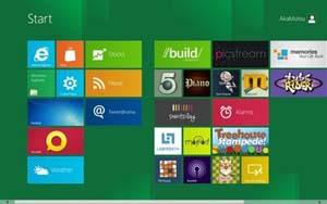 Giao diện mới lạ và hiệu suất của Windows 8 được đánh giá cao