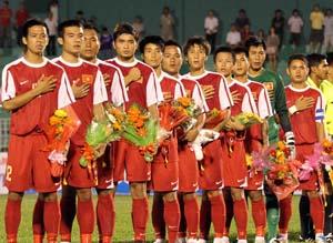 U23 Việt Nam sở hữu rất nhiều điều kiện thuận lợi - Ảnh: Sơn Dũng