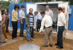 Hệ thống xử lý nước thải y tế tại TPHCM mới chỉ đếm trên đầu ngón tay .