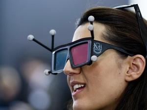 Kính 3D. (Nguồn: AFP/TTXVN)