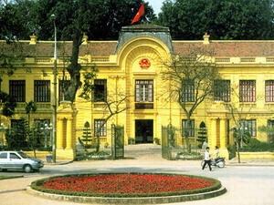 Bảo tàng Cách mạng Việt Nam.