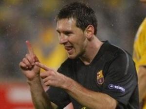Messi lại nối dài những kỷ lục.