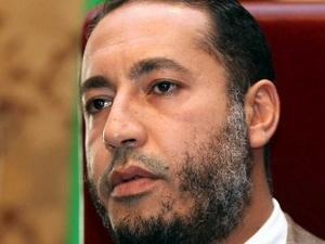 Saadi Gaddafi, con trai Đại tá Muammar Gaddafi.