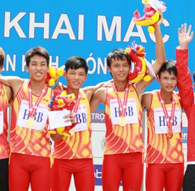 Tại HKPĐ toàn quốc lần thứ 8, đội tuyển điền kinhtinhr ta đã đạt 3 huy chương, trong đó có 2 huy chương vàng.