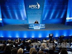 Tổng thống Nga Vladimir Putin phát biểu trong cuộc họp báo bế mạc Hội nghị