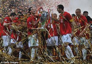 """MU là đội bóng thi đấu nhiều trận nhất và có số """"điểm"""" cao nhất trong lịch sử Champions League."""