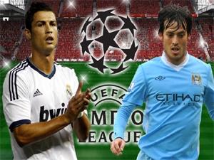 Real Madrid và Manchester City hứa hẹn sẽ là trận đấu vô cùng hấp dẫn. (Nguồn: Internet)