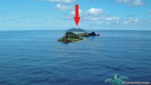 Khu vực quần đảo Senkaku/Điếu Ngư.