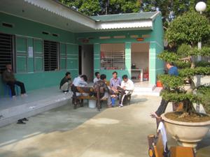 Trung tâm cai nguyện tự nguyện như một khu nghỉ dưỡng.