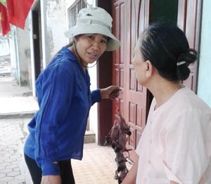Bán chim cút thải loại không rõ nguồn gốc cho người dân tổ 4, phường Phương Lâm (TPHB).