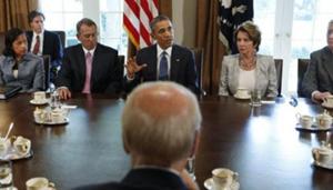 Lãnh đạo Hạ viện Mỹ đã thể hiện sự ủng hộ tấn công Syria