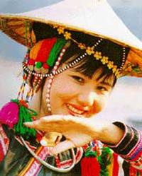 Thiếu nữ Hà Nhì.