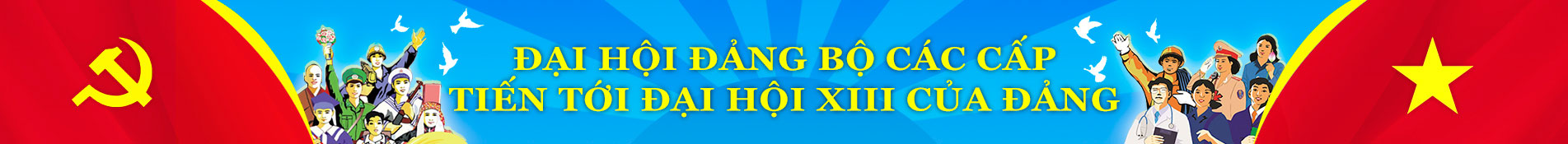 Banner chuyên trang đại hội đảng xiii